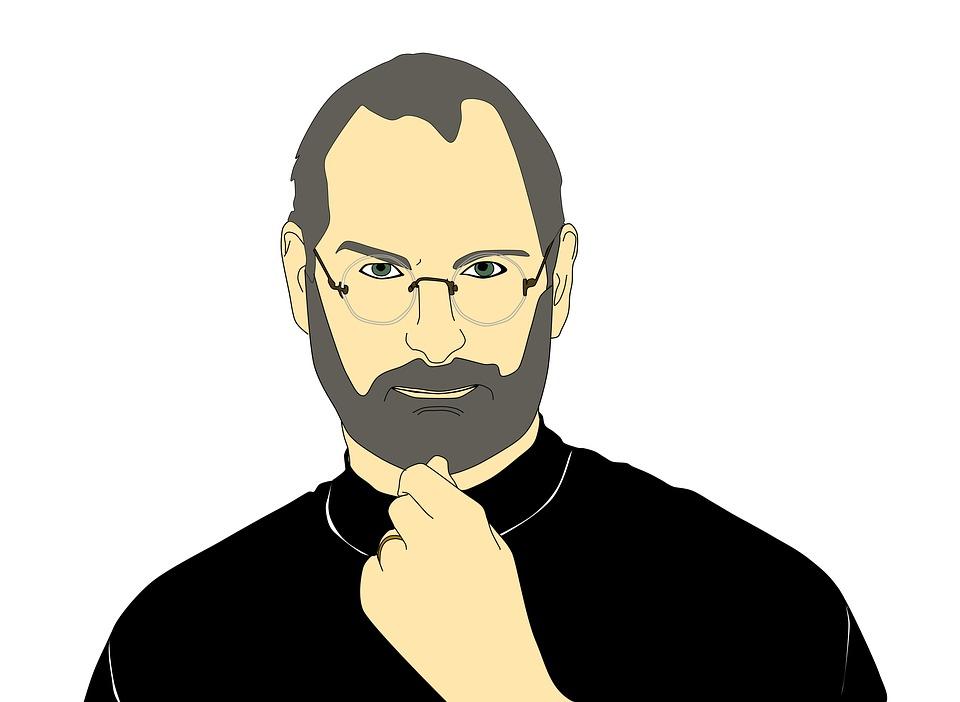 Steve Jobs (Credit: pixabay/waldryano)