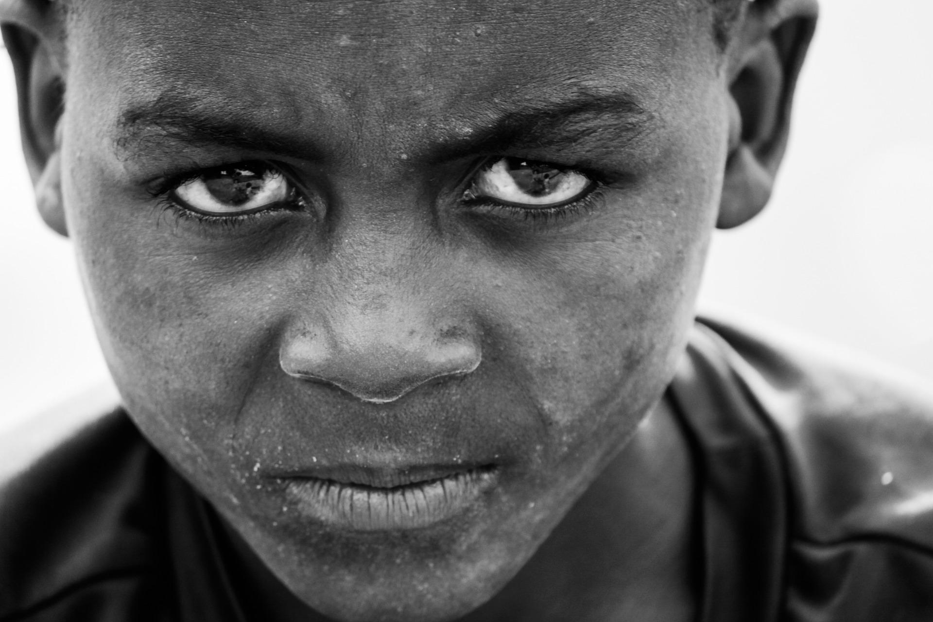 African boy (Credit: pixabay/wjgomes)