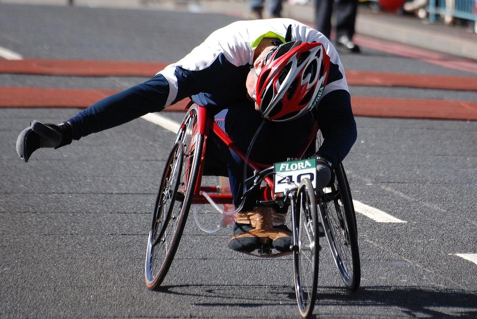 Handicapped Racer (Credit: pixabay/Stevebidmead)